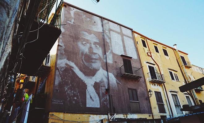 vendita vernici per murales a Palermo