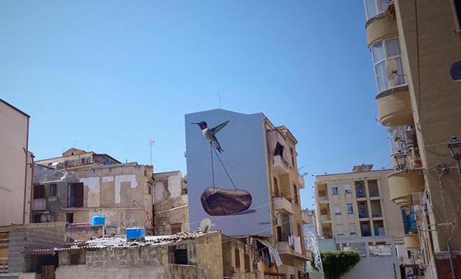 vendita vernici per murales Palermo
